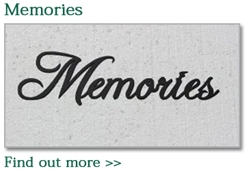 Link to Memories page