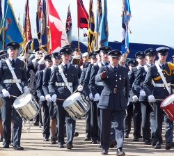 Air Cadets Parade